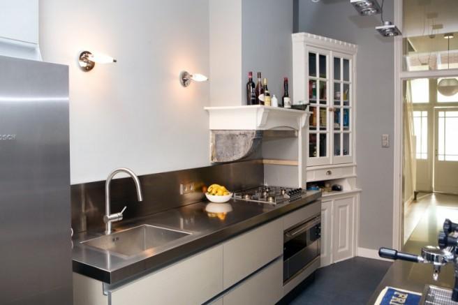 keuken op maat, originele details