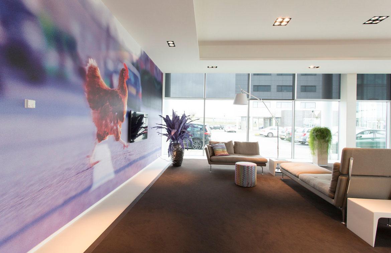 Ontwerp en inrichting kantoor meyn oostzaan terstal interieurarchitectuur - Decoratie ontwerp kantoor ontwerp ...
