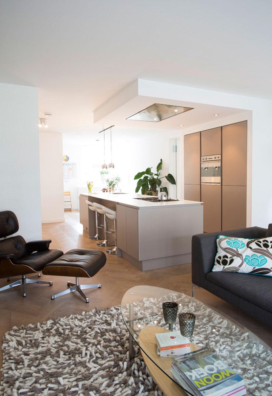 keuken op maat, woonkamer, designmeubels