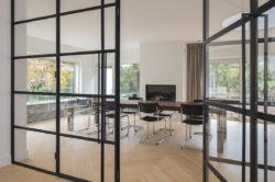 deuren glas en metaal