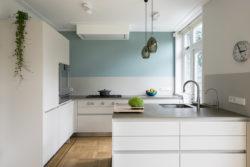 keuken , interieuradvies, verlichting, indeling