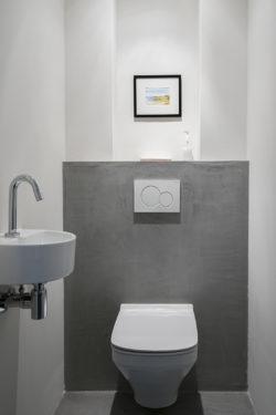 wc, kleuradvies, wit, grijs